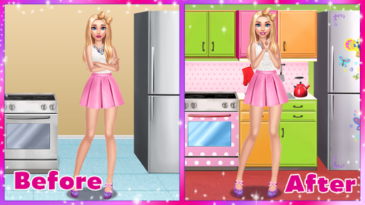 Girly House Decorating Game Game Apk Free Download For