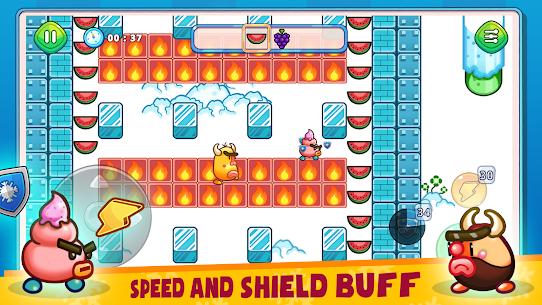 Fruit & Ice Cream – Ice cream war Maze Game 4