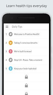 Praktice Health - náhled