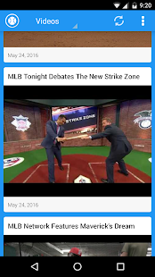 Baseball News, Videos, & Social Media - náhled