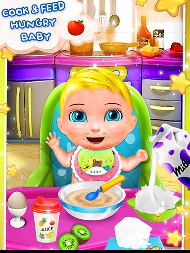 Baby Kids Care - Babysitting Kids Game Apk 2