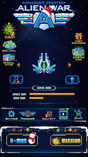 Alien War - Spaceship Shooter (Unreleased)  screenshots 4