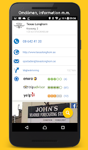 Eniro – Search and discover 3