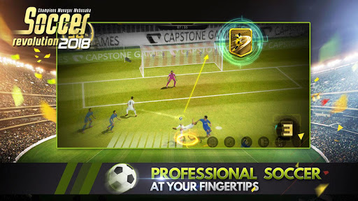 Soccer Revolution 2018: 3D Real Player MOBASAKA  screenshots 3