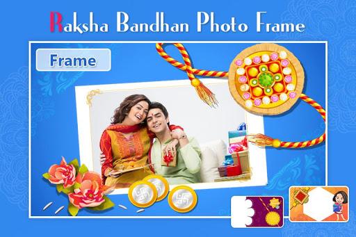 Rakshabandhan Photo Frame : Rakhi photo Editor 1.1 screenshots 2