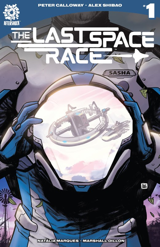 The Last Space Race (2018) - complete