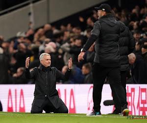 """Mourinho déçu après avoir perdu contre Liverpool: """"Le VAR buvait sa tasse de thé"""""""