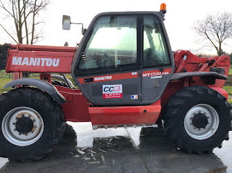Picture of a MANITOU MT1745HSLT ULTRA