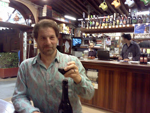 Photo: A lovely wine bar, Palermo