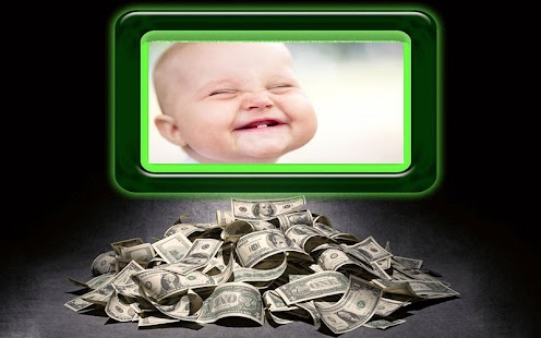 Money Photo Frame screenshot