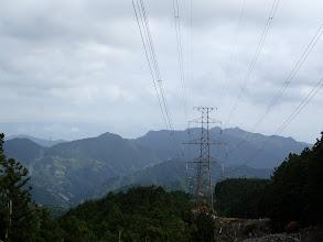 鉄塔からの展望(北側)
