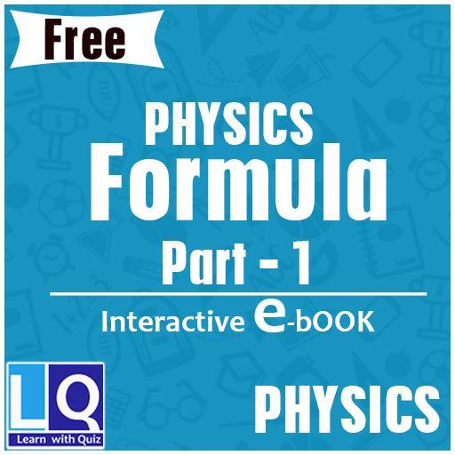 Physics Formula Part 1