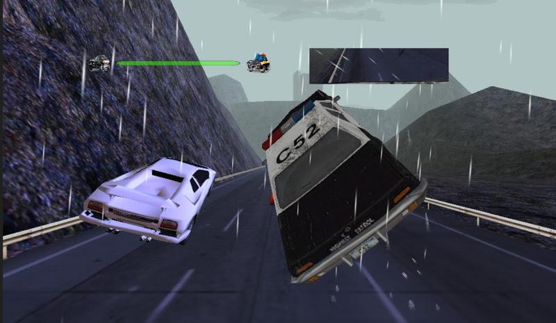 Скриншот The Crazy Police
