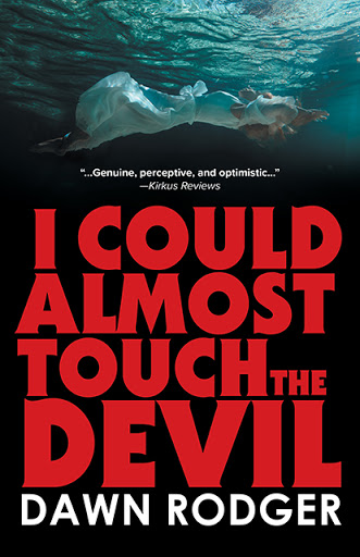 I could almost touch the Devil cover