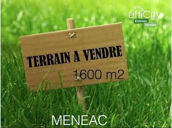 Terrain 1600 m2