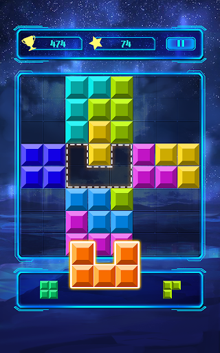 Brick block puzzle - Classic free puzzle apkmr screenshots 17
