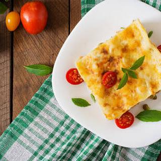 Classic Cheesy Lasagna