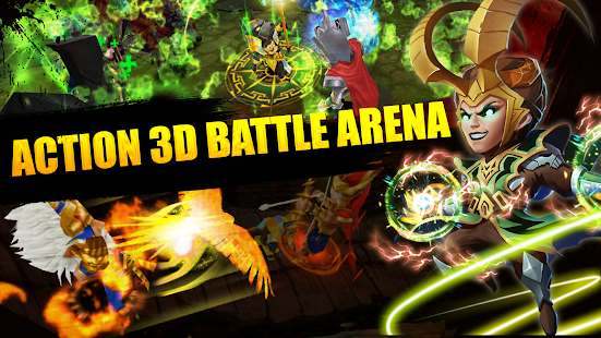 How to hack Battle of Gods-Apocalypse for android free
