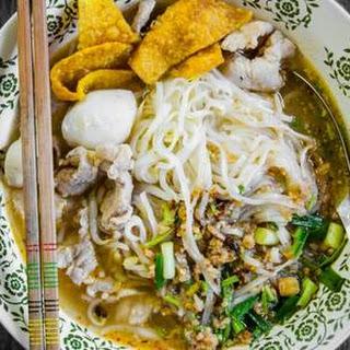 Delicious Hot & Sour Soup