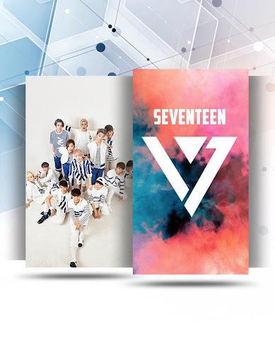 seventeen lockscreen kpop wallpaper apk download