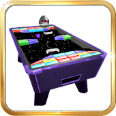 Plasma Duel Air Hockey