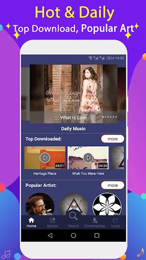 Free Music Download + Mp3 Music Downloader + Songs screenshot 7
