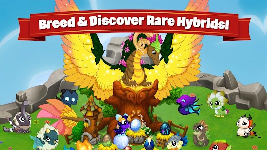 DragonVale- screenshot thumbnail