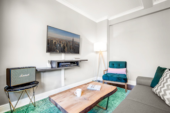 West 70th Street Apartment