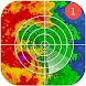 天気レーダー無料 — ライブマップ&アラート