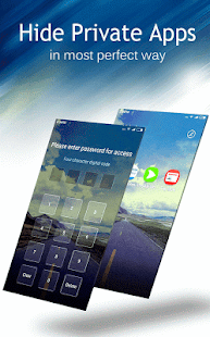 C Launcher – Themes, Wallpaper Screenshot 2