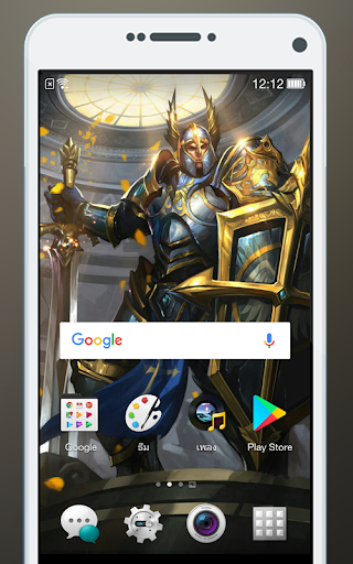 Wallpaper Aov Heroes Arena Screenshot