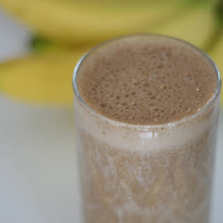 Morning Pick Me Up Coffee Smoothie.