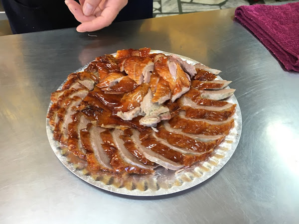 味家香北平烤鴨(和平店)