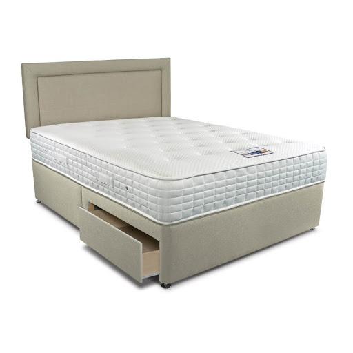 Sleepeezee Cool Sensations 1400 Ottoman Bed