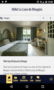Hôtel La Lune de Mougins- screenshot thumbnail
