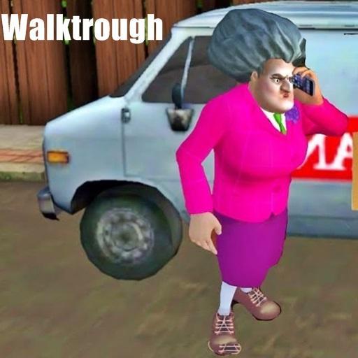 Walktrough Teacher Free Alpha Scary Game Guide