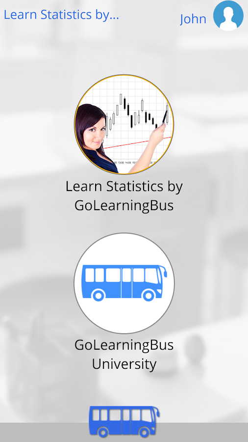Learn Statistics- screenshot