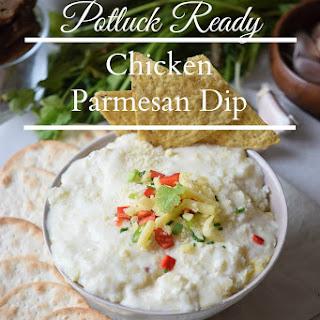 Chicken Parmesan Dip