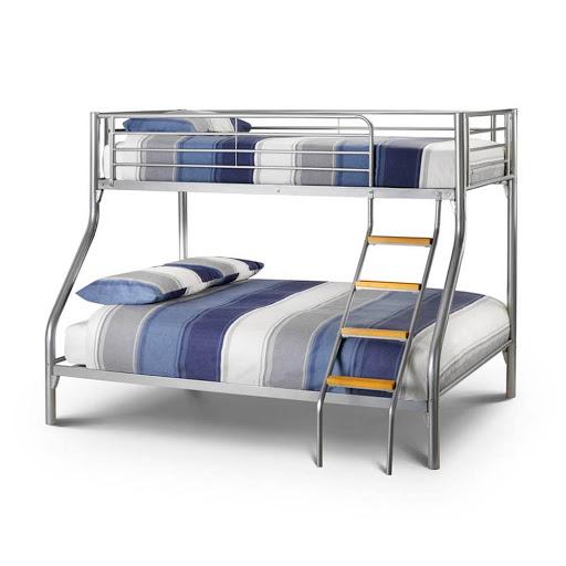Julian Bowen Atlas Triple Sleeper Bunk Bed