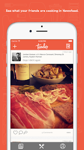 Tender - Social Food screenshot 2