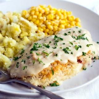 Easy Chicken Cordon Bleu.