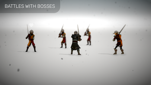 Screenshot 4 A Way To Slay - Bloody Fight And Turn-Based Puzzle 2.08 APK MOD