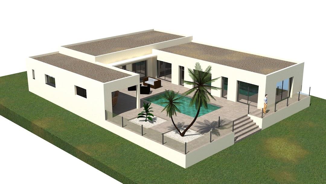 Alexis Clottes Dessinateur Permis De Construire Plan De Maison Architecte A La Palme
