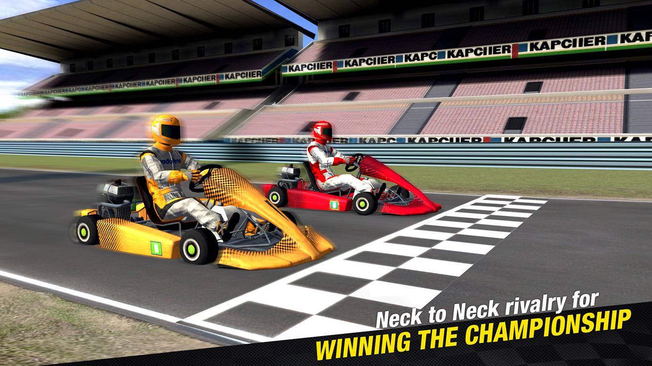 Go Karts - Extreme Racing Game- screenshot