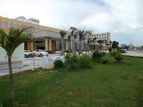 Photo: Grenzstadt Bavet in Kambodscha - ...