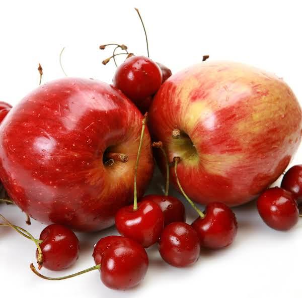 Cherry-apple Loaf Recipe