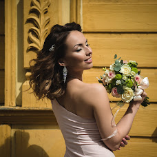 Wedding photographer Natalya Vyukova (vunaphoto). Photo of 10.06.2017