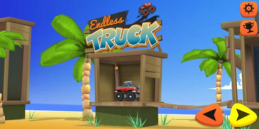 Endless truck  captures d'u00e9cran 1