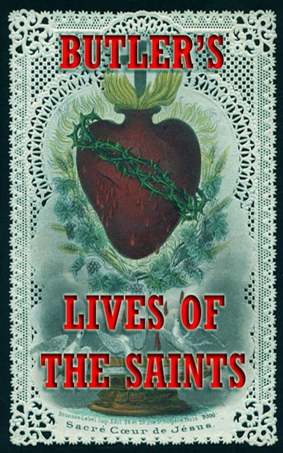 lives of the saints Lives of the saints has 334 ratings and 18 reviews butler's lives of the saints is the most revered catholic book after the bible, the missal and the im.
