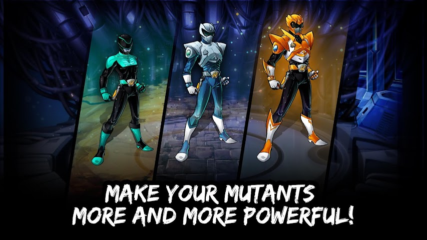 android Mutants: Genetic Gladiators Screenshot 15